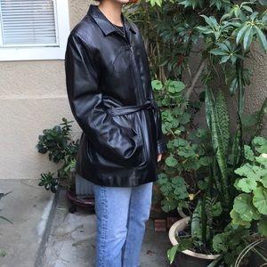 Black Pelle Studio Wilsons Leather jaket